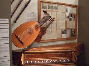 Some of the stranger instruments on display