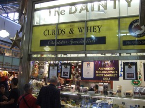 Curds and Whey - The only store left still selling home-made butter by the gram