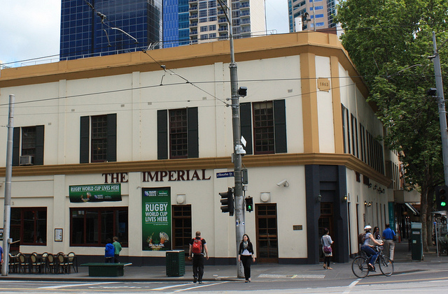 Melbourne third oldest and perhaps the best Soccer pub in the city