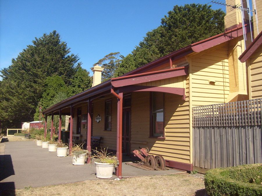 trentham-station